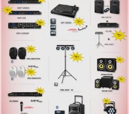 FM electronics: Promotions