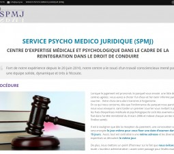 SPMJ Tournai: site web